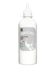 #Educational Colours Liquicryl Paint - 500ml White