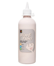 EC Liquicryl People Paint 500ml - Peach