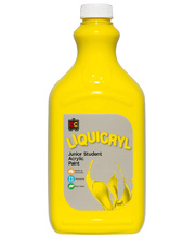 EC Liquicryl Paint 2L - Brilliant Yellow