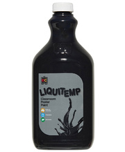 EC Liquitemp Paint 2L - Black