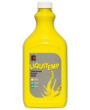 EC Liquitemp Paint 2L - Brilliant Yellow