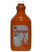 EC Liquitemp Paint 2L - Burnt Sienna