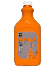 EC Liquitemp Paint 2L - Orange