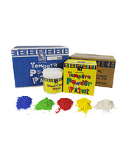 EC Powder Paint 8kg - Set of 5