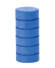 Paint Blocks Thick Refill Set - Brilliant Blue 6pk
