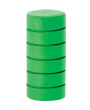 Paint Blocks Thick Refill Set - Brilliant Green 6pk