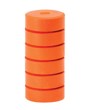 Paint Blocks Thick Refill Set - Orange 6pk
