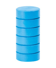 Paint Blocks Thick Refill Set - Sky Blue 6pk