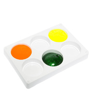 Paint Palette - No.60 Small 6 Wells and Stackable
