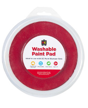 Paint Stamper Pad - Red