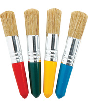 Baby Stubby Brush - Set of 4