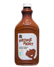 EC Liquicryl People Paint 2L - Mahogany