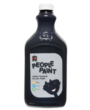 EC Liquicryl People Paint 2L - Ebony
