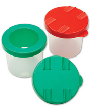 Stubby Safety Paint Pot - Set 4