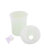 Premium Safety Paint Pot (incl. Stopper & Clear Lid) - Each