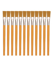 *Jumbo Stubby Brush - Major Flat 12pk