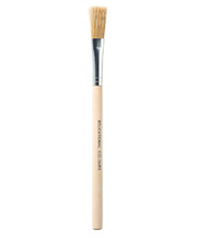 EC Glue Flat Brush - Wooden Handle