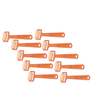 *Sponge Roller - 2.5cm - Set of 10