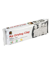 EC Air Dry Clay 1kg - White