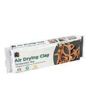 EC Air Dry Clay 1kg - Terracotta