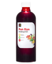 EC Craft Liquid Fun Dye 500ml - Red
