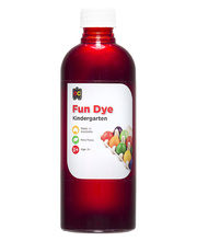 EC Craft Liquid Fun Dye 500ml - Orange