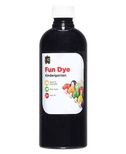 EC Craft Liquid Fun Dye 500ml - Black