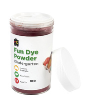 EC Craft Fun Dye Powder 100g - Red