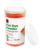 EC Craft Fun Dye Powder 100g - Yellow