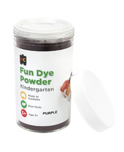 EC Craft Fun Dye Powder 100g - Purple