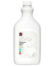 EC Splash Paint 2L - Snowball (White)