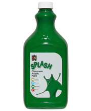 EC Splash Paint 2L - Martian (Green)