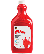 EC Splash Paint 2L - Toffee Apple (Red)