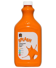 EC Splash Paint 2L - Tangy (Orange)