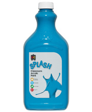 EC Splash Paint 2L - Peppermint (Turquoise)