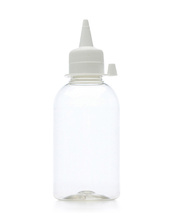 Storage/Dispenser Bottles & Witch's Cap - 250ml 12pk