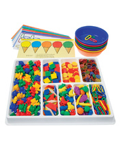 Counting & Sorting Kit - over 650pcs
