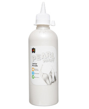 EC Pearl Junior Acrylic Paint 500ml - White