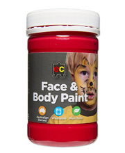 EC Face Paint 175ml - Red