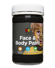 Face Paint 175ml - Black