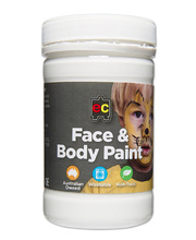 Face Paint 175ml - White