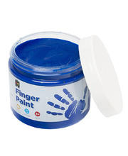 Finger Paint 250ml - Blue