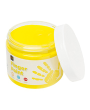 Finger Paint 250ml - Yellow
