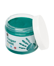 Finger Paint 250ml - Green