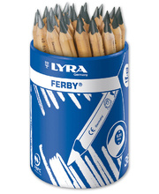 Lyra Ferby Triangular Graphite Pencil - 36pk Tub