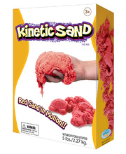 *Kinetic Sand - Red 2.27kg