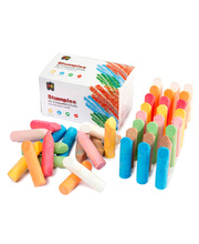EC Stumpies Chalk - Assorted Colours 40pk