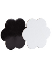 Magnetic Canvas Board - Flower 4pk