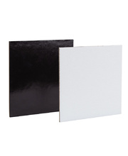 Magnetic Canvas Board - Square 4pk