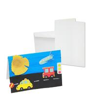 Cards & Envelopes - Rectangular 20pk